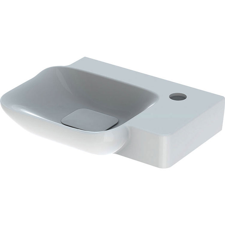 click on Cloakroom Basin - Right Hand image to enlarge