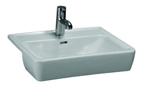 click on Pro Semi-Recessed Basin image to enlarge