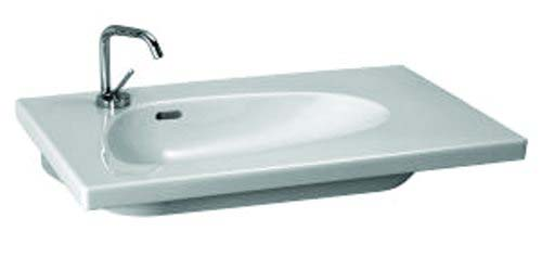 click on 80cm Countertop Basin image to enlarge