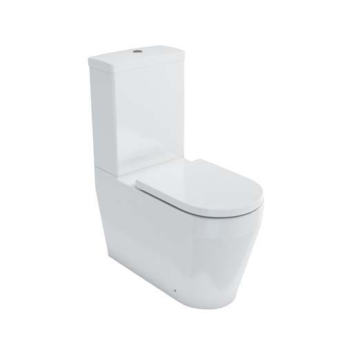 click on Close Coupled WC (fully back to wall) image to enlarge