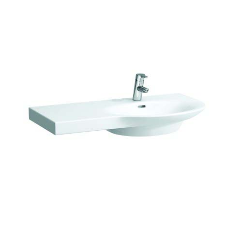 click on Offset Countertop Basin image to enlarge