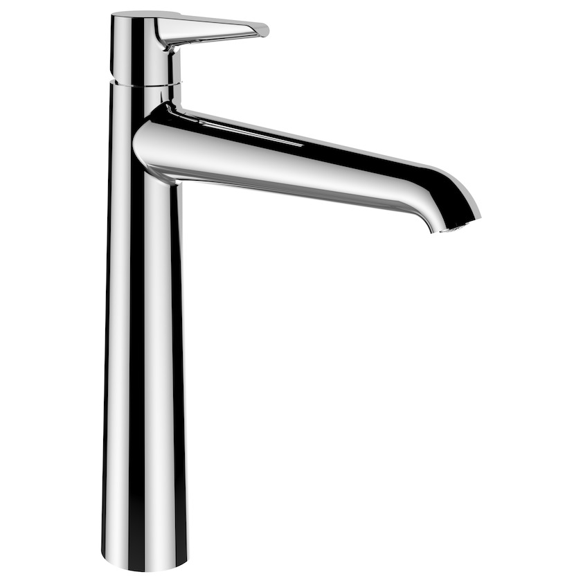 click on Tall Single-lever Basin Mixer image to enlarge
