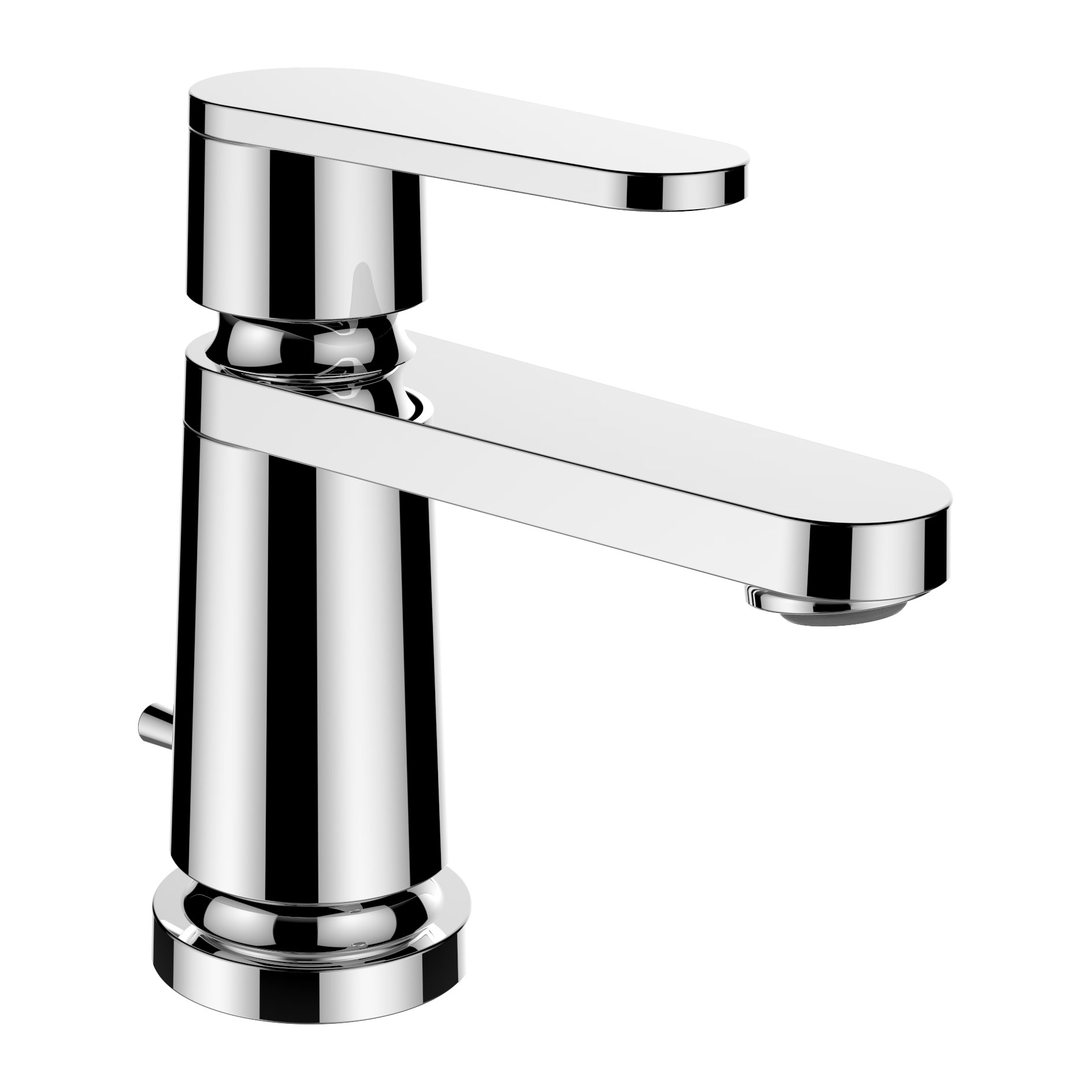 click on Basin Mixer - 105mm Spout image to enlarge