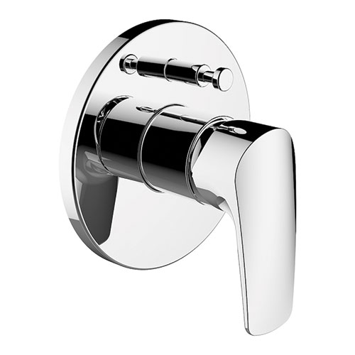click on Concealed Shower Mixer with vacuum breaker and diverter image to enlarge