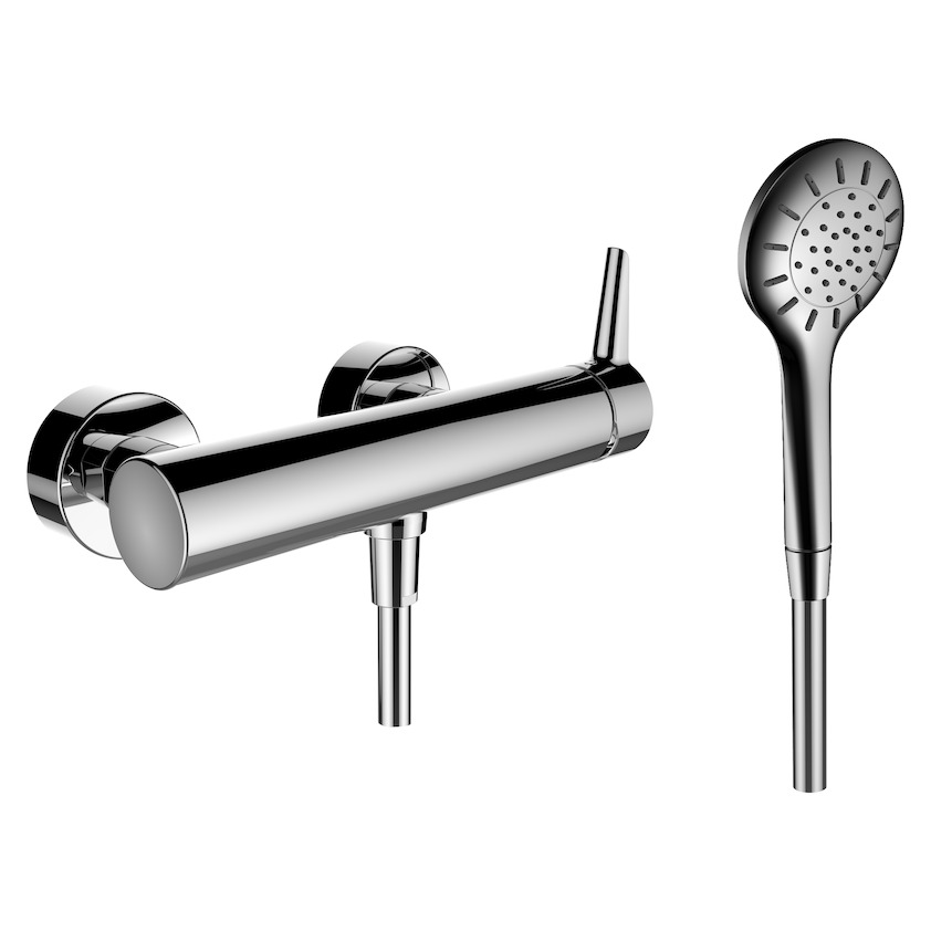 click on Single-lever Bath Shower Mixer image to enlarge