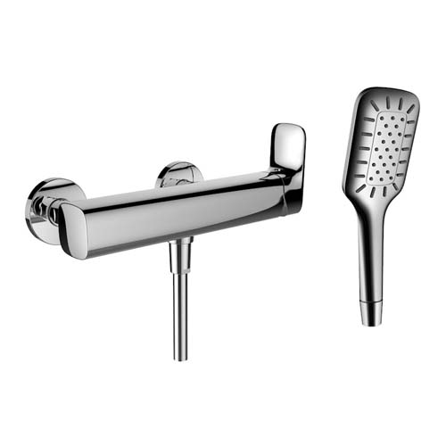 click on Wall Mounted Shower Mixer image to enlarge