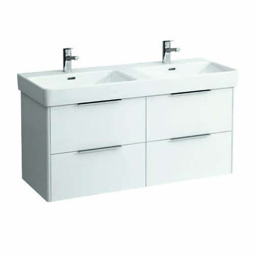 click on 120cm  Double Basin Vanity Unit image to enlarge