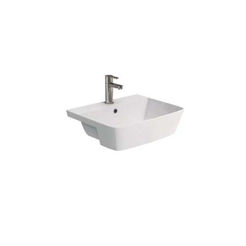 click on Fine Semi-Recessed Basin image to enlarge