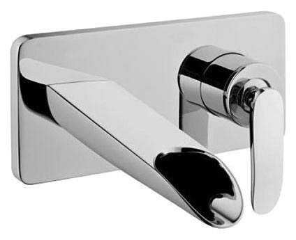 click on Waterfall Built-in Basin Mixer image to enlarge