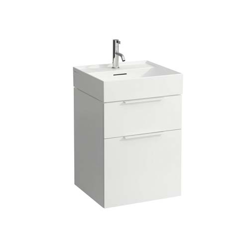 click on 50cm Vanity Unit with 2 Drawers image to enlarge