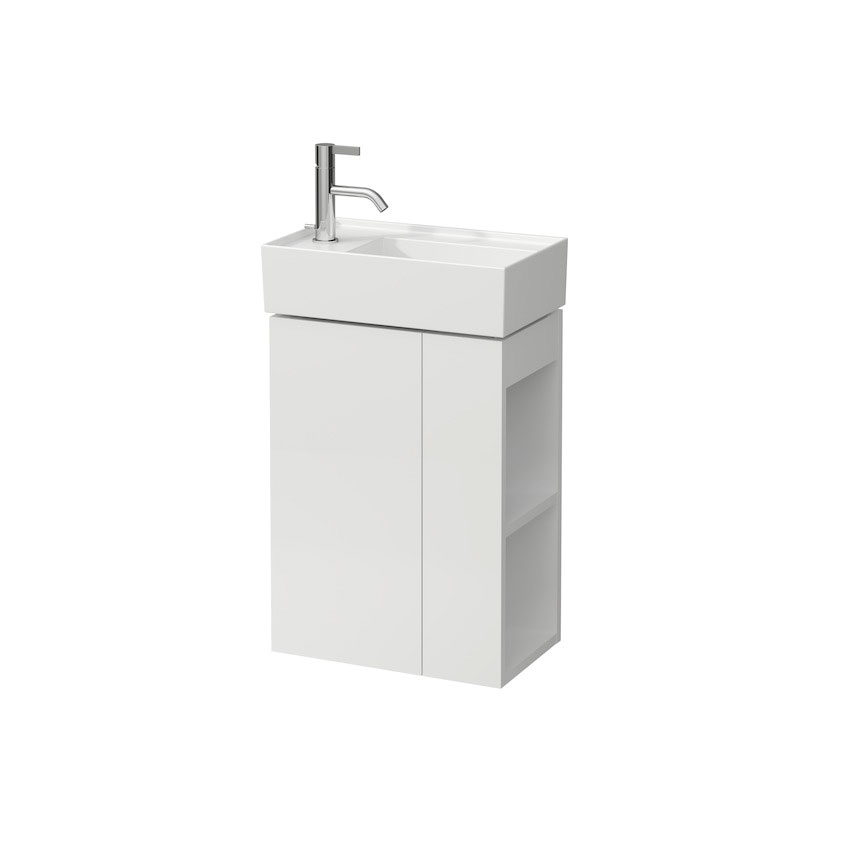 click on 44cm Vanity Unit with 1 Door image to enlarge