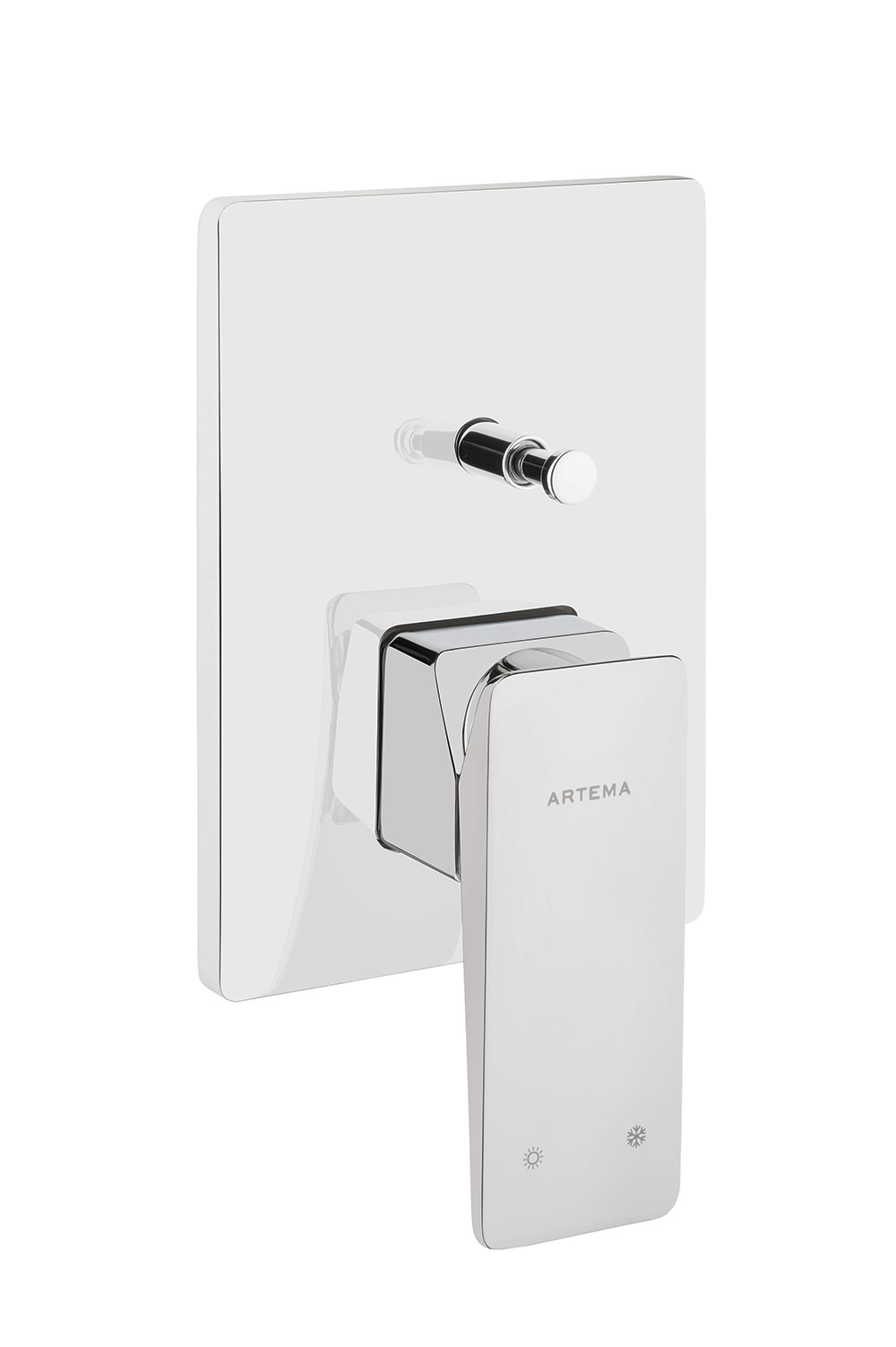 click on Brava Concealed 2 Outlet Shower image to enlarge
