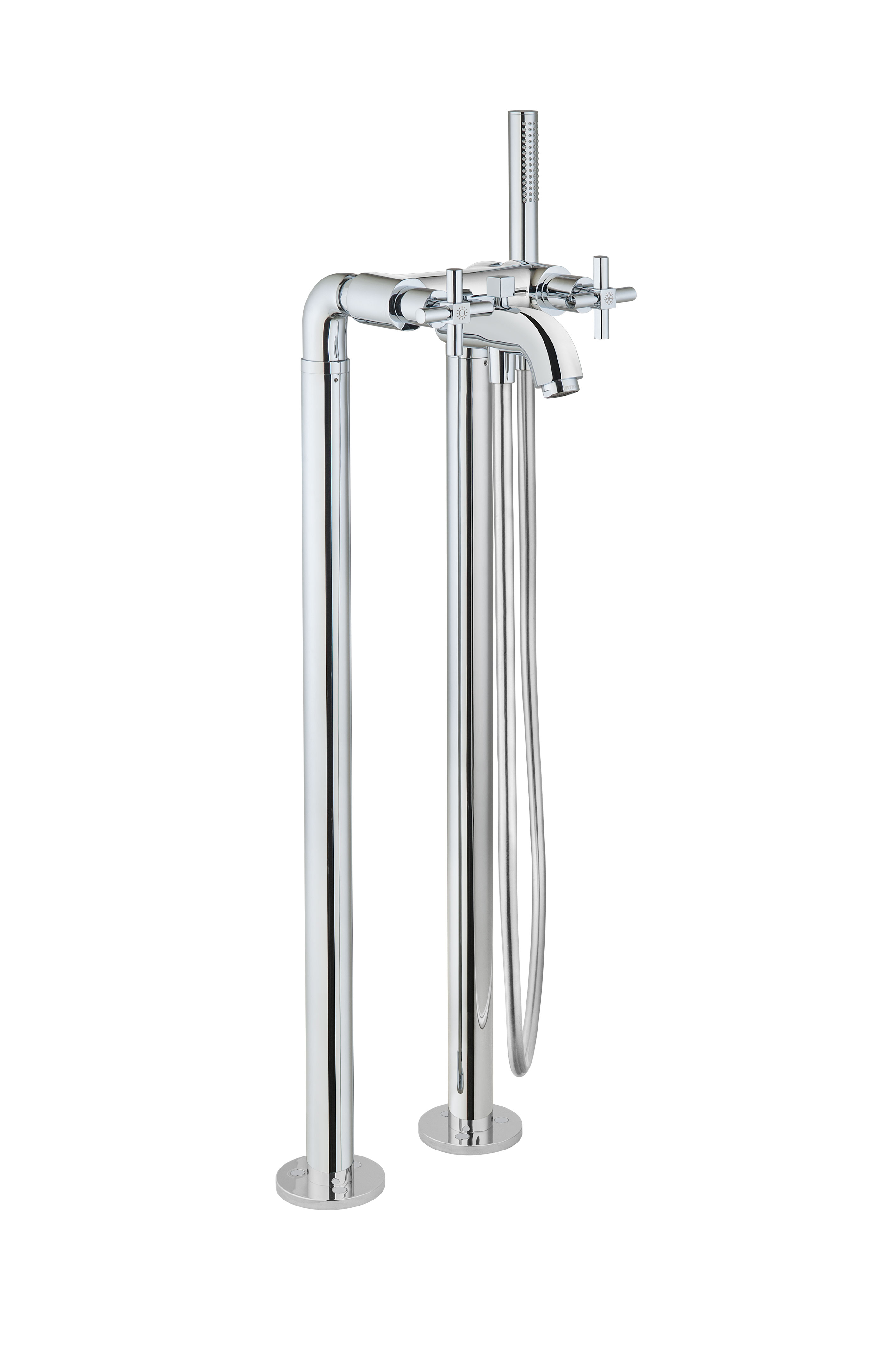 click on Floorstanding Bath Filler image to enlarge