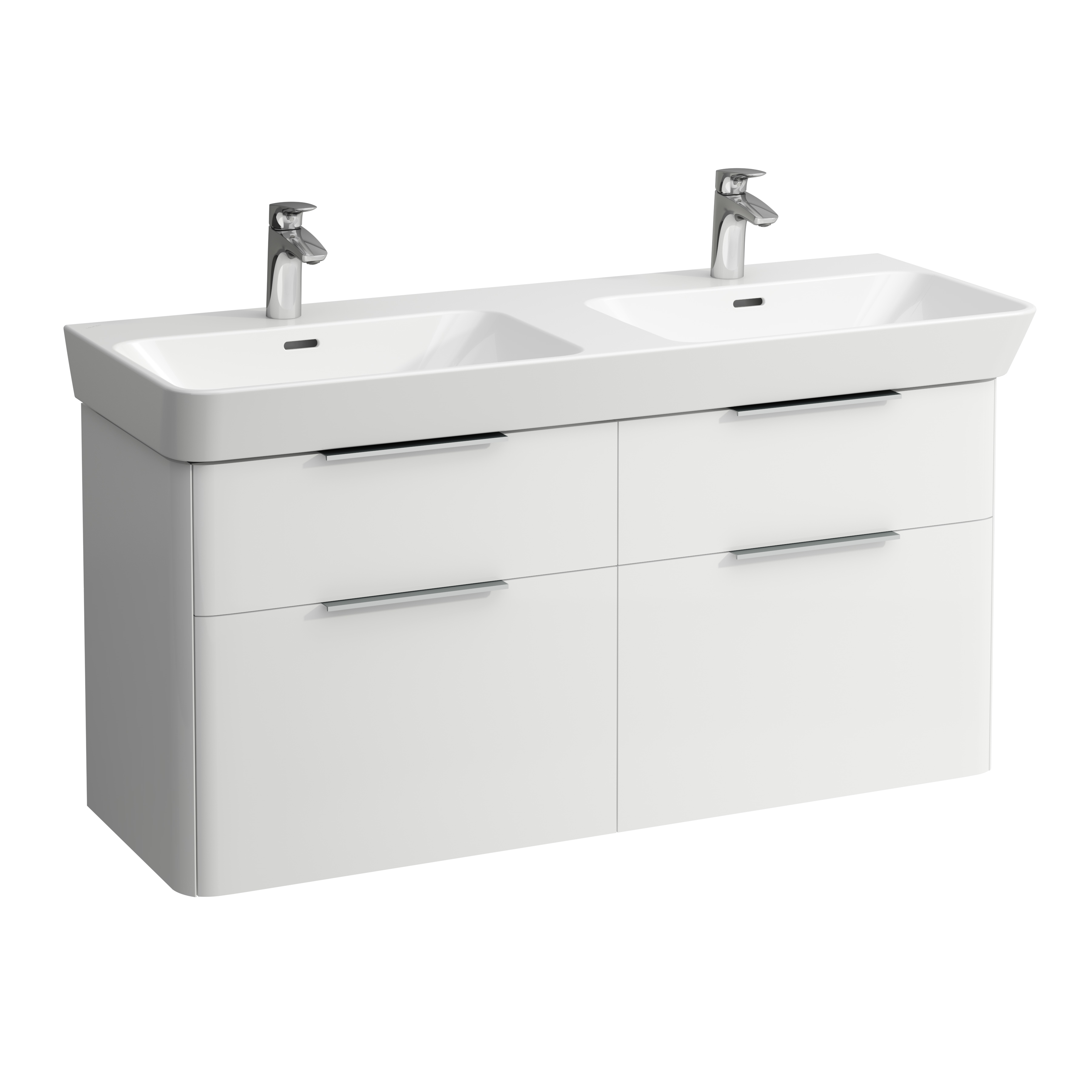 click on Vanity Unit with Four Drawers image to enlarge