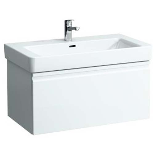 click on 81cm Vanity Unit with Drawer image to enlarge