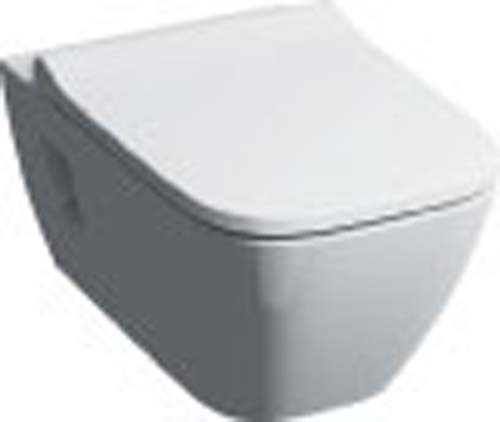 click on Square Premium Rimless Wall Hung WC image to enlarge