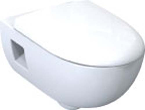 click on Premium Rimless Wall Hung WC image to enlarge