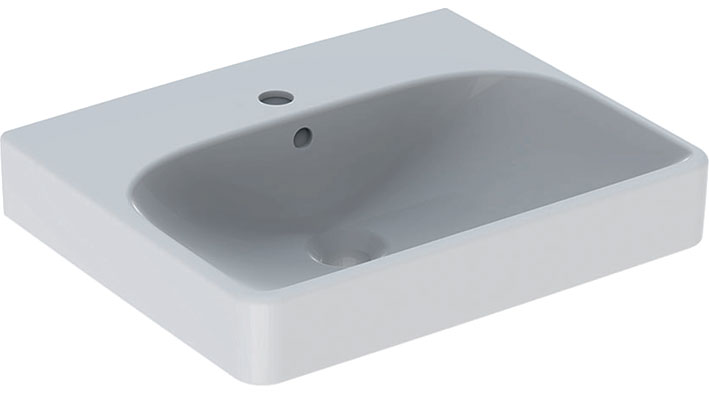 click on Small Square Basin image to enlarge