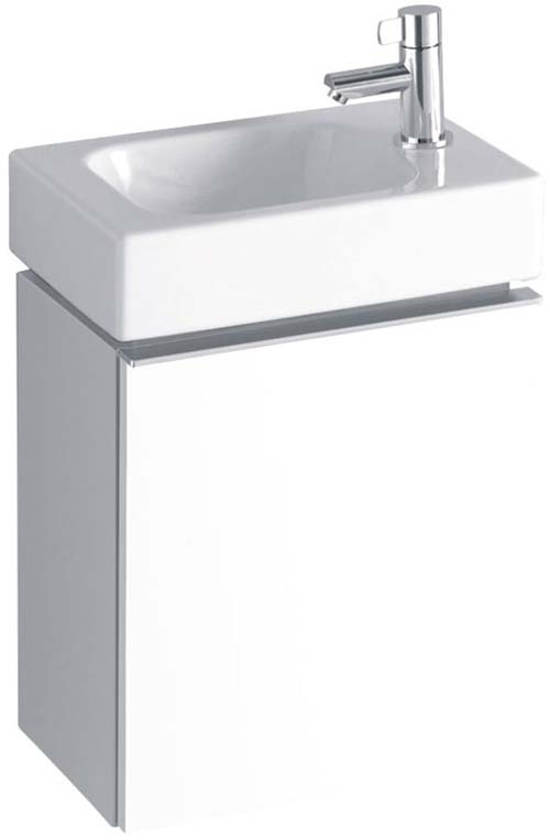 click on Cloakroom Vanity Unit with Door image to enlarge