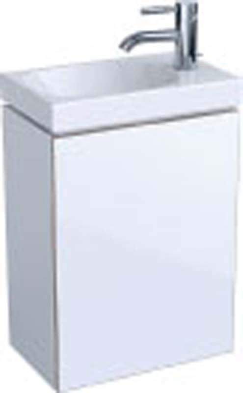 click on Compact Cloakroom Vanity Unit image to enlarge