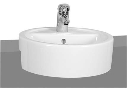 click on Matrix Semi-Recessed Basin image to enlarge