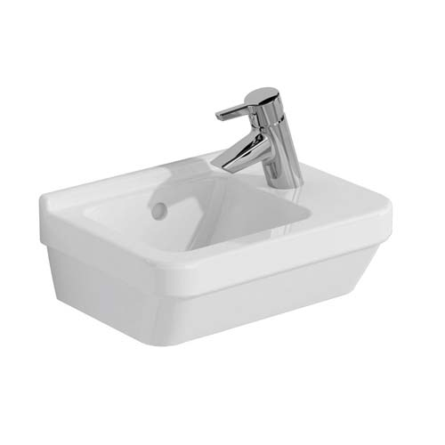 click on Compact Cloakroom Basin image to enlarge