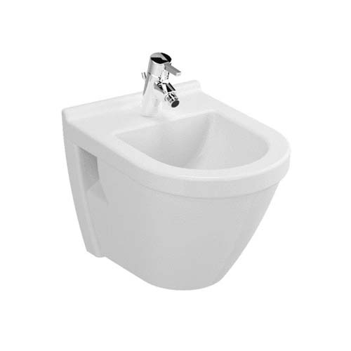 click on Compact Wall Hung Bidet image to enlarge