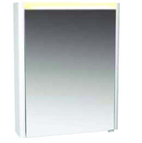 click on Single Door Illuminated Mirror Cabinet image to enlarge