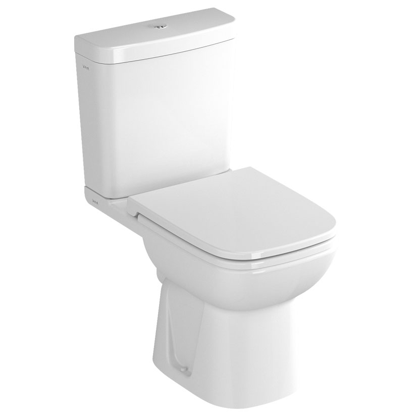 click on Close Coupled WC (open back) - 5511 WC Pan image to enlarge