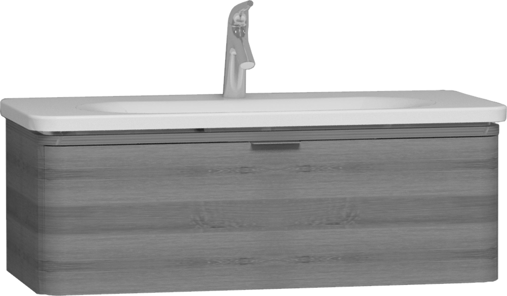 click on Basin Unit with 1 Drawer image to enlarge