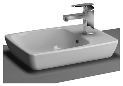 click on Compact Countertop Basin image to enlarge