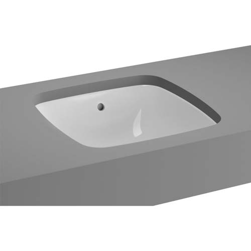 click on Rectangular Undercounter Basin image to enlarge