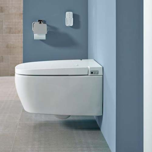 click on V-care Intelligent Rimless WC - Comfort image to enlarge