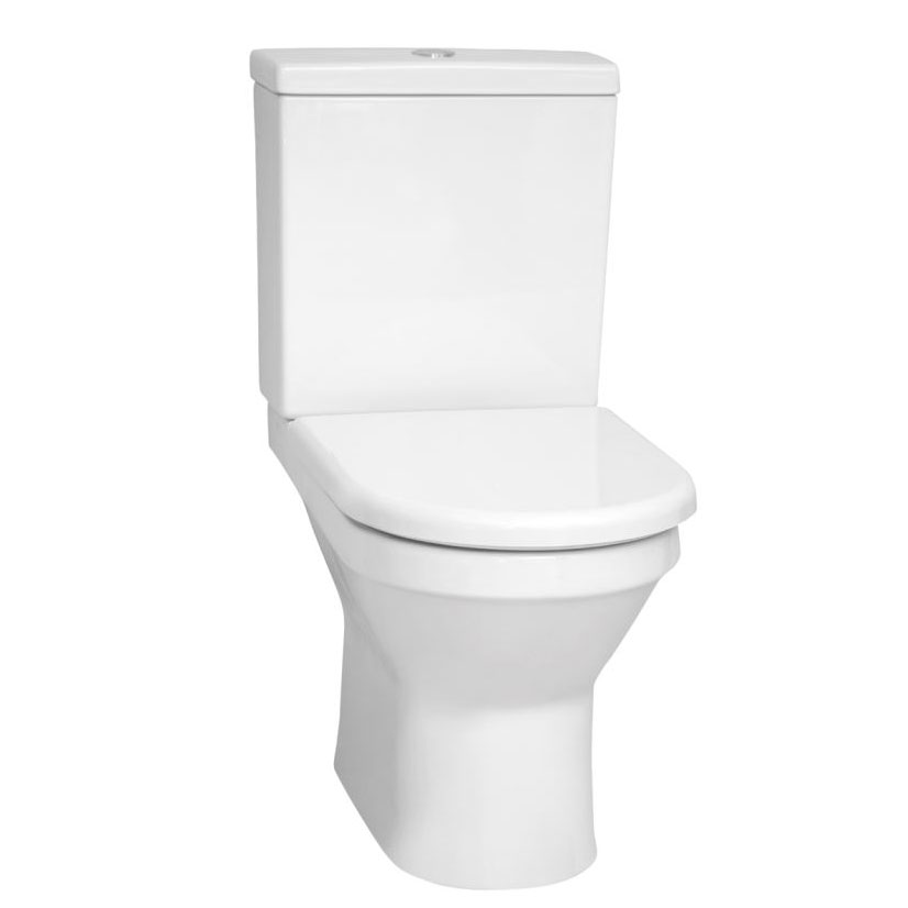 click on Rimless Closed Coupled WC Pan (Open Back/Fully Back to Wall) image to enlarge