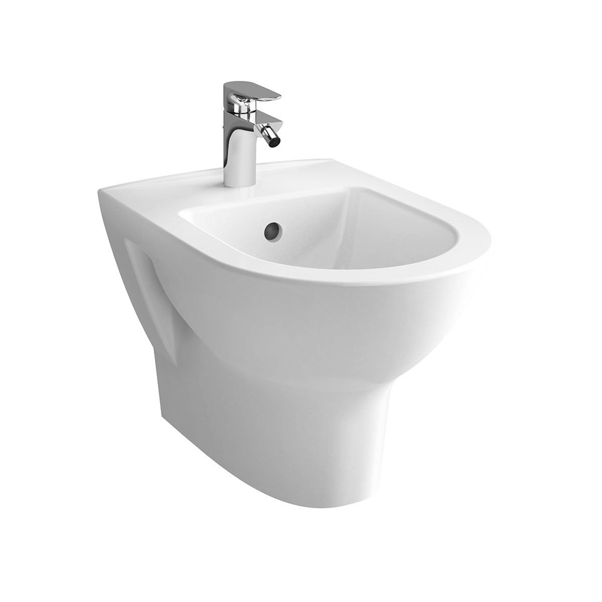click on Wall Hung Bidet image to enlarge