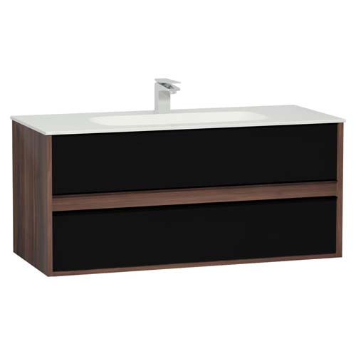 click on 120cm Basin and Unit with Two Drawers image to enlarge