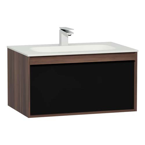 click on 80cm Basin and Unit with One Drawer image to enlarge