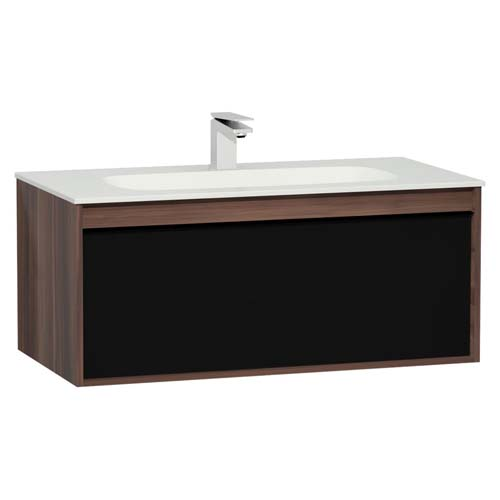 click on 100cm Basin and Unit with One Drawer image to enlarge