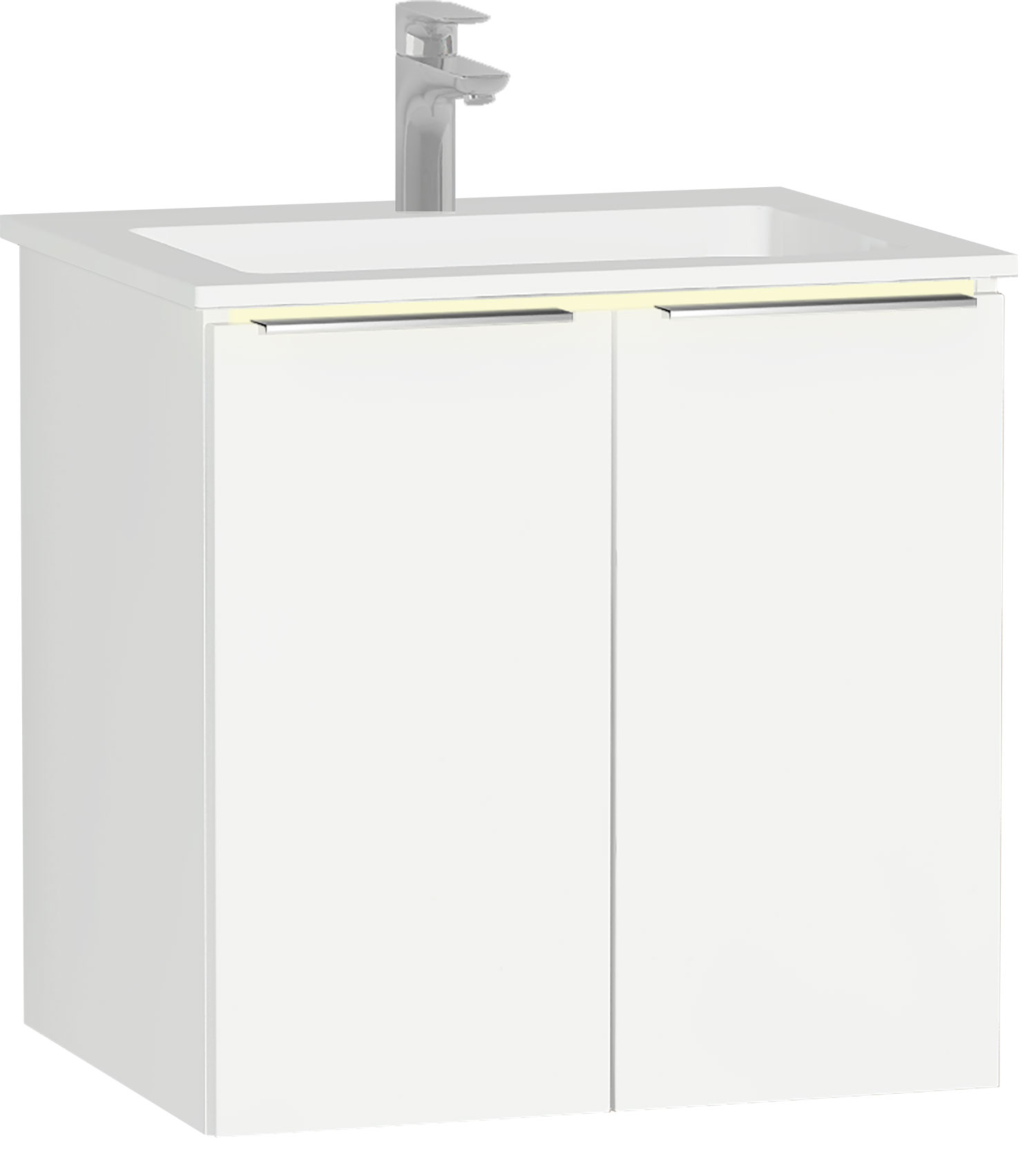 click on Vanity Unit with 2 Doors image to enlarge