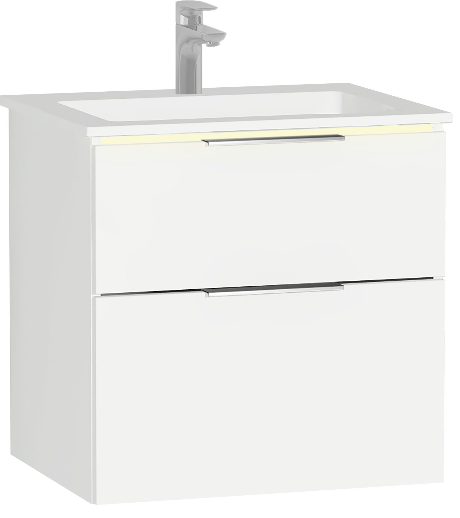 click on Vanity Unit with 2 Drawers image to enlarge