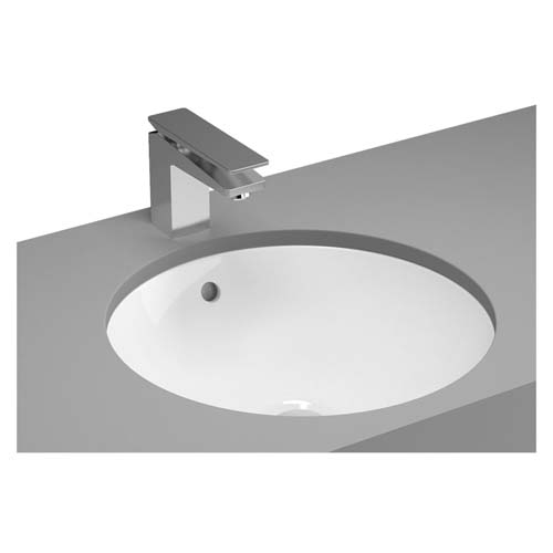 click on Round Undercounter Basin image to enlarge