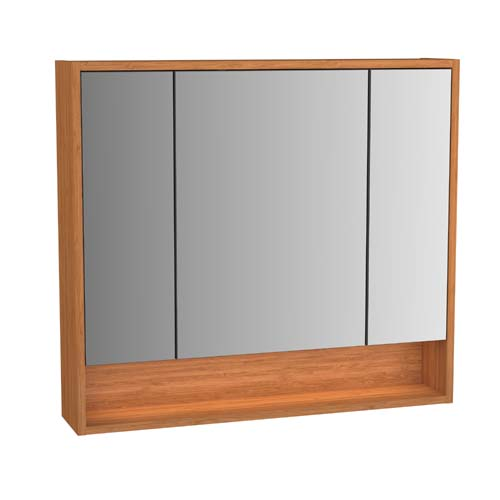 click on Double Door Mirror Cabinets image to enlarge
