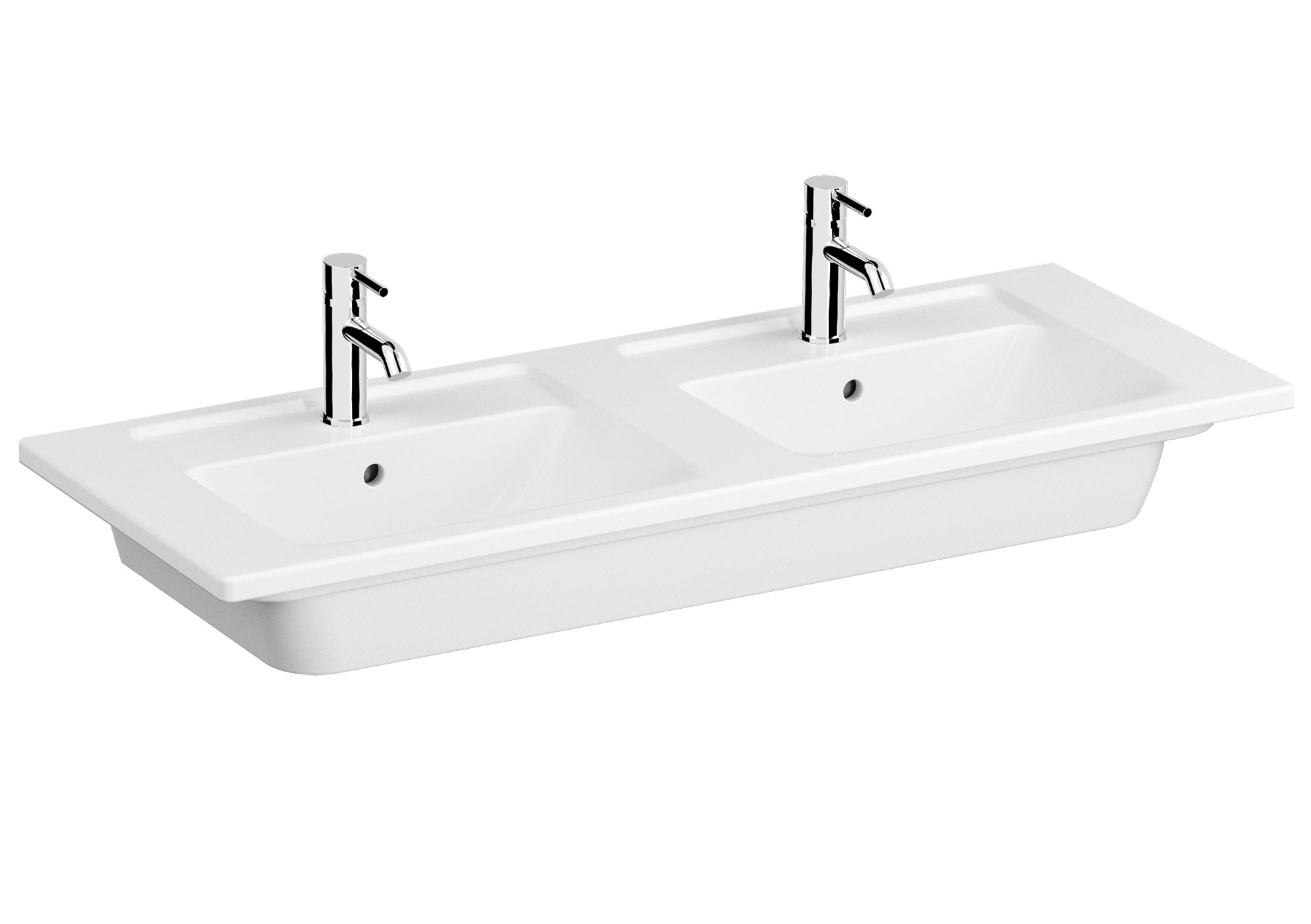 click on Double Vanity Basins image to enlarge