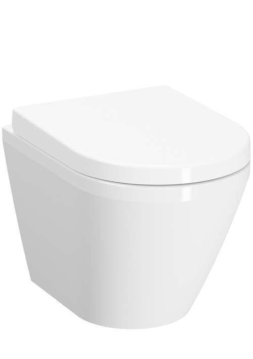 click on Compact Rimless Wall Hung WC image to enlarge