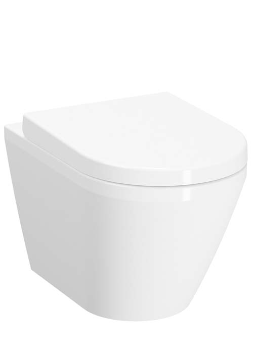 click on Rimless Hidden Wall Hung WC image to enlarge