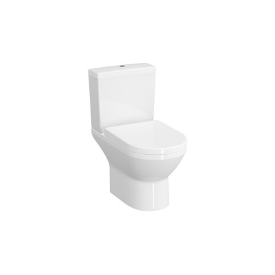 click on Rimless Close Coupled WC (Open Back) image to enlarge