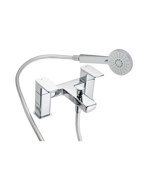 click on 2 Hole Bath Shower Mixer image to enlarge