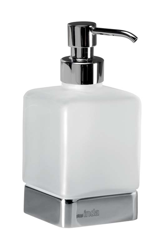 click on Freestanding Liquid Soap Dispenser image to enlarge