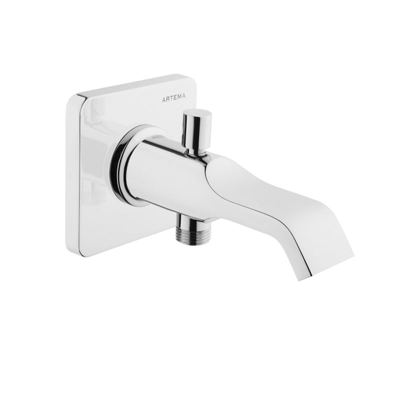 click on Bath Spout with Handshower Outlet image to enlarge