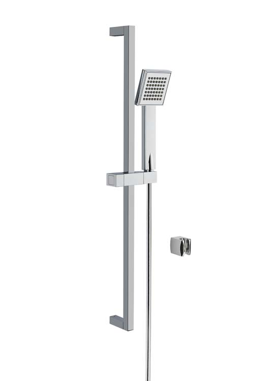 click on Q Line Handshower with Slide Rail image to enlarge